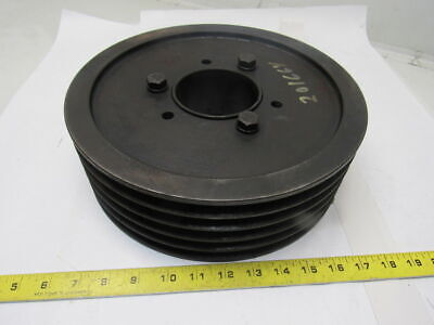 5-5v118e-d 12 Dia. 5 Groove V-belt Pulley Sheave 3-38 Bushed Bore