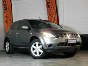 2008 Nissan Murano Z50 ST Grey 6 Speed Constant Variable Wagon