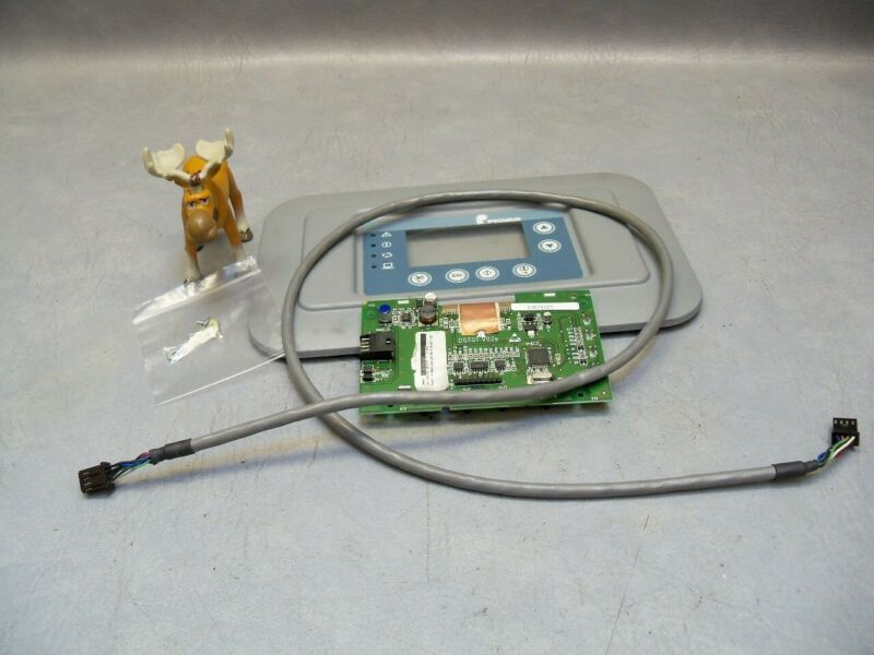 Display board assembly 968d00601 Piovan Technologies DST01 V02s