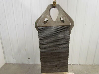 Lift-all Roughneck Wire Mesh Sling 20 Wide 10 Gage Heavy Duty 98 Oal