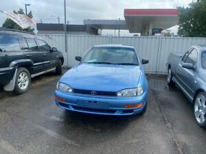 1994 TOYOTA CAMRY CSI AUTO 2.2 4CYL AIR CONDITIONING POWER STEERING LOW KMS 3 MONTHS REGO WELL LOOK  Lansvale Liverpool Area Preview