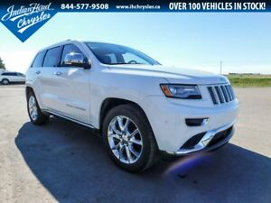2014 Jeep Grand Cherokee Summit 4x4 | Remote Start | Leather