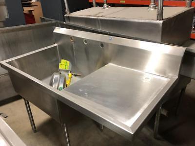 Elkay Weldbilt Stainless Steel Single Compartment Sink