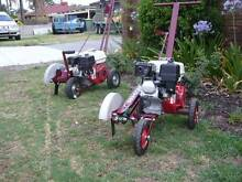 NEW TRU YARD Quality Edgers Refurb MEY - Mow master - Honda Eden Hill Bassendean Area Preview