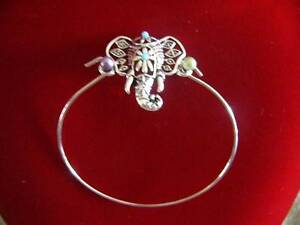 Elephant Jewellery - Simple Tribal Elephant Head Bracelet Free Po Balaklava Wakefield Area Preview