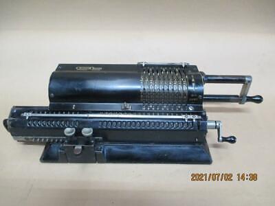 |Odhner, mechanical pin wheel calculator, Sweden, …
