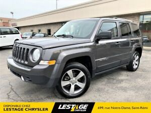 2017 Jeep Patriot HIGH ALTITUDE EDITION 4X4 | CUIR | TOIT |BLUET