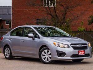 2014 Subaru Impreza 2.0i - BLUETOOTH|KEYLESS ENTRY|CLOTH|A/C|