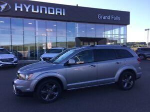 2015 Dodge Journey Crossroad WINTER TIRES AND WHEELS INCLUDED !