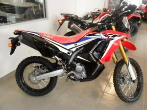 2017 HONDA MC CRF250RL *RALLY* CRF125! $31.68  WEEKLY! NEW! LAST