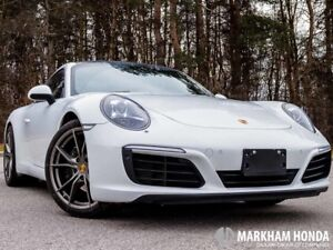 2017 Porsche 911 Carrera - SENSOR|NAVI|SUNROOF|LEATHER|CAM|EXHAU