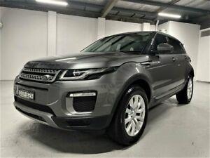 2017 Land Rover Range Rover Evoque L538 MY17 SE Corris Grey 9 Speed Sports Automatic Wagon