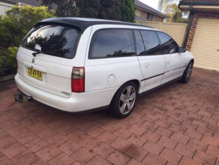 2000 Holden Commodore Wagon Hinchinbrook Liverpool Area Preview