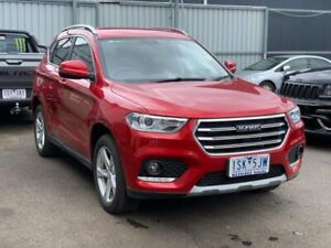 2020 Haval H2 Red Sports Automatic Wagon Hoppers Crossing Wyndham Area Preview