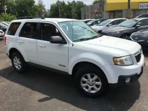 2008 Mazda Tribute GX/ AUTO/ POWER GROUP/ ALLOYS/ LOADED!