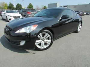 2011 Hyundai Genesis Coupe GT-TURBO 2.0T +AUTOMATIQUE +CUIR +TOI