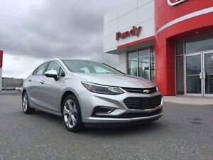 2017 Chevrolet Cruze Premier Leather!! Heated Seats!! Bluetooth!