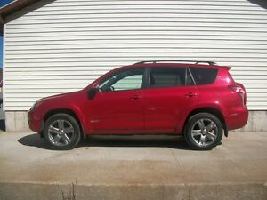 2009 Toyota RAV4 SPORT MODEL... WITH NEW 2YR INSPECTION