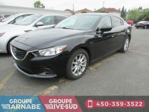 2016 Mazda Mazda6 **GS SIEGE CHAUFFANT CAMERA DE RECUL BLUETOOTH