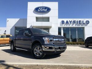 2019 Ford F-150 XLT 4X4|BOXLINK CARGO SYSTEM|REMOTE START|HEA...