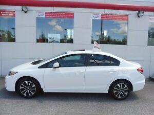 2013 Honda Civic EX TOIT,MAGS,CERTIFIÉ