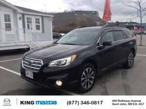 2017 Subaru Outback Limited- $276 B/W LEATHER...NAV...HEATED SEA