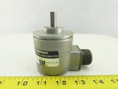 Bei 924-01002-3989 H25 5vdc 90 Right Angle Absolute Rotary Encoder