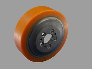 Antriebsrad Polyurethan 230 x 70 5 Loch, passend für Jungheinrich, Steinbock etc