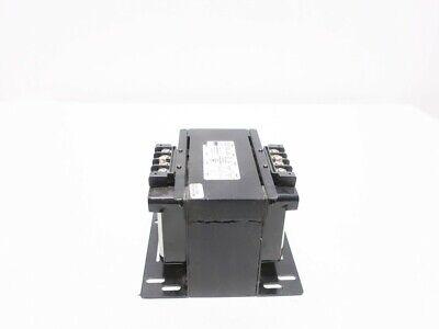 Egs E1000 Hevi-duty 1ph 1kva 240480v-ac 120v-ac Voltage Transformer