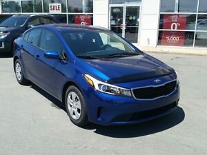 2018 Kia Forte LX. Auto Air. New car. Warranty to May 31 2023.