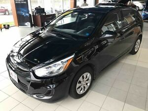 2016 Hyundai ACCENT SE Only 40k! 6-Speed Manual!