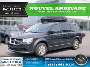 2011 Dodge Grand Caravan SE Stow'n'Go Perfect For the Family