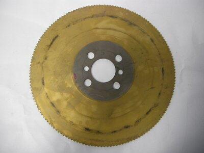 Used Remi Eisele Cold Cut Saw Blade 5 Approximately 9 X 0.105 Thick
