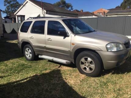 2002 Mazda Tribute Wagon Granville Parramatta Area Preview