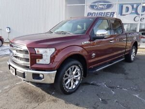 2015 Ford F-150 KING RANCH TOIT CUIR NAV TRES LUXUEUX