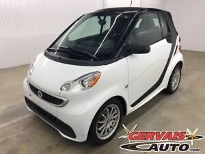 2013 Smart Fortwo Passion Convertible Décapotable MAGS