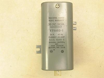 Johnson Controls Y79abd-1 Ignition Control Module 30 Sec. Lockout