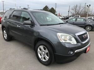 2011 Gmc Acadia ** 8 PASS, CRUISE, AUX. IN **