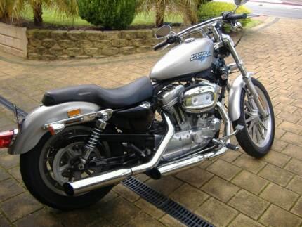 Harley Davidson XL 883L Sportster McCracken Victor Harbor Area Preview