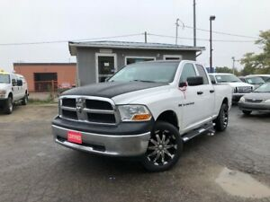 2012 RAM 1500 4X4 NO ACCIDENTS!!! CERTIFIED!!