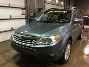 2011 Subaru Forester 2.5 LITRES LIMITED AWD