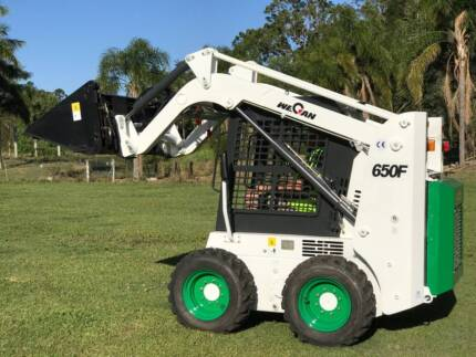 New Wecan 650F Loader GOLD COAST