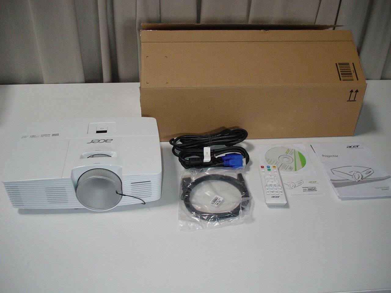 Lüfter laut 16 Stunden gelaufen Acer H6520BD Beamer Projektor FullHD 3500 Ansi-0