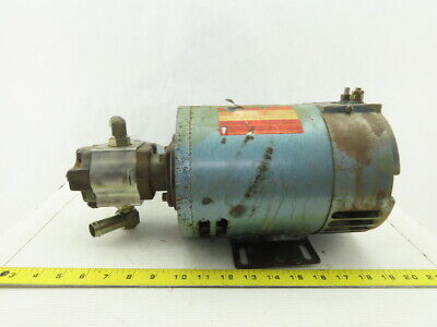 Clark P56sd703 3848v Dc Forklift Motor And Hydraulic Pump