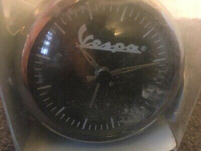 RARE. VESPA Alarm Clock. In Original Box.