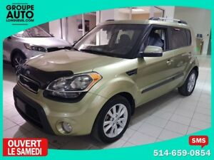 2013 Kia Soul EX / BLUETOOTH / SIEGES CHAUFFANTS / AUT / MAGS /