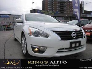 2013 Nissan Altima 2.5 SL | LOADED!