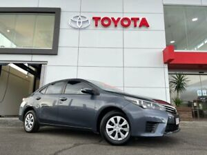 2014 Toyota Corolla ZRE172R Ascent S-CVT Blue 7 Speed Constant Variable Sedan Tweed Heads South Tweed Heads Area Preview