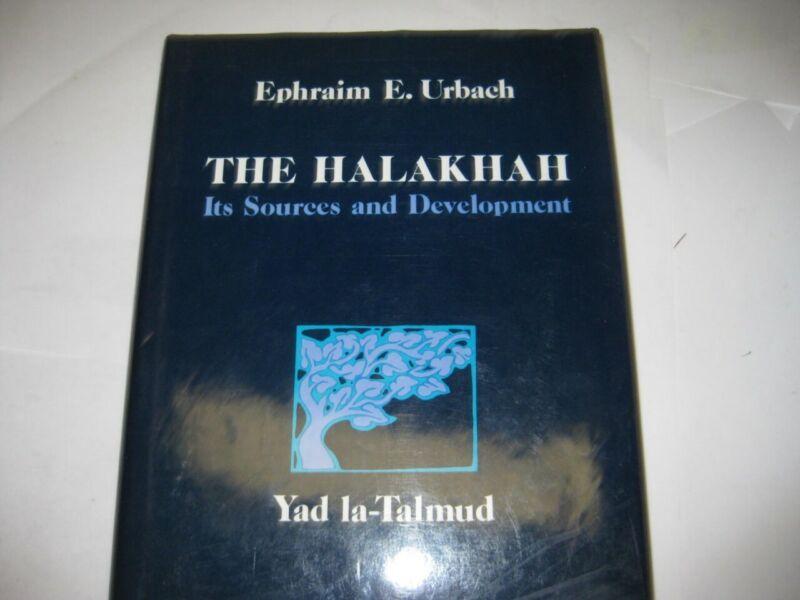 The Halakhah : It