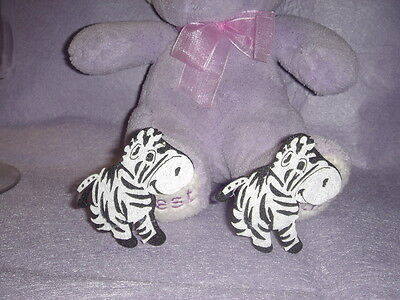 12 pcs zebra for Baby Shower decoration (FREE SHIPPING)